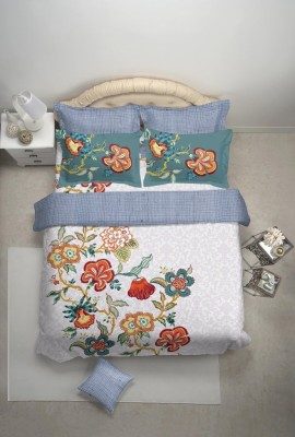 Spaces by Welspun Embroidered Double Quilts & Comforters Multicolor