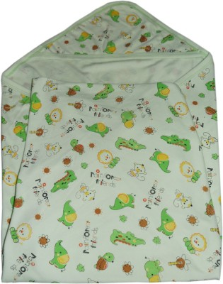 Muren Plain Single Top Sheet Light Green