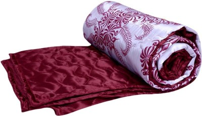 Chelsi Printed Double Quilts & Comforters Red