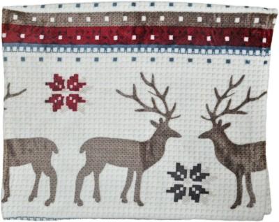 Babysid Collections Self Design Single Blanket Multicolor