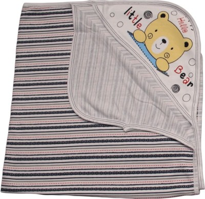 Offspring Striped Single Top Sheet Multicolor