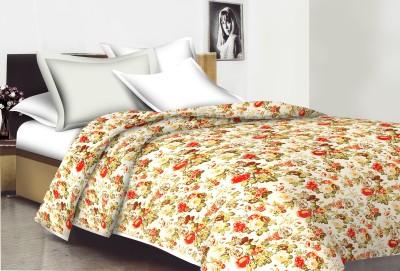 Ridan Floral Single Quilts & Comforters Multicolor