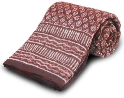 Shopnetix Floral Single Quilts & Comforters Multicolor