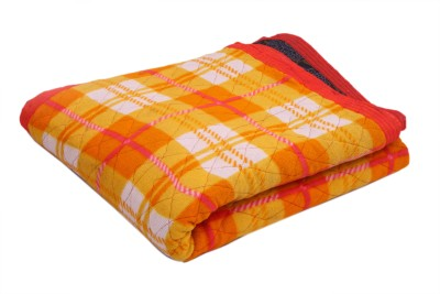 Furnishing Kingdom Checkered Double Duvet Multicolor