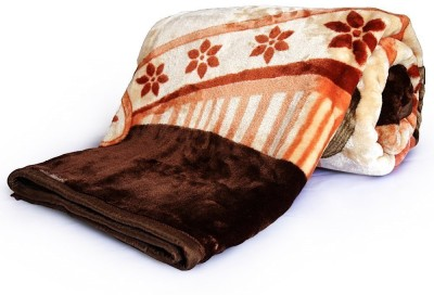 Tiajria Printed Double Blanket Multicolor