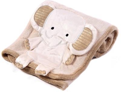 Baby Oodles Motifs Crib Crib Baby Blanket Beige