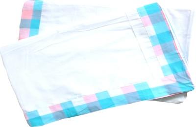 Elan Dreams Plain Single Top Sheet Multicolor