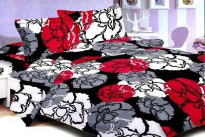 J K Bed Cover Floral Single Blanket Multicolor