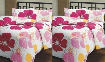 Renown Floral Single Dohar MultiColored