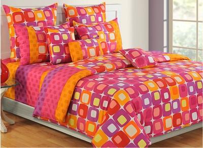Swayam Queen Cotton Duvet Cover