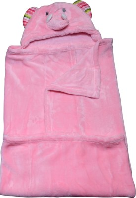 Offspring Animal Single Quilts & Comforters Pink