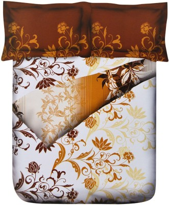 @home Floral Single Quilts & Comforters Multicolor