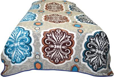Indian Rack Geometric Single Dohar Multicolor