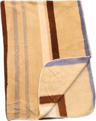 Offspring Striped Single Blanket Multicolor