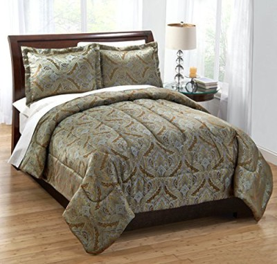Regal Home Collections Floral Throw Sage