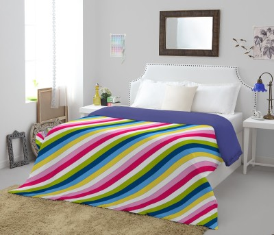 Spaces by Welspun Printed Queen Quilts & Comforters Blue