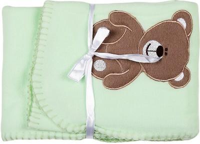 Tinny Tots Cartoon Single Top Sheet Green