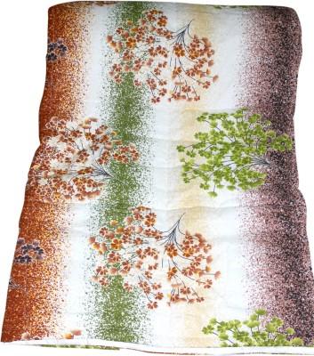 CocoBee Floral Single Quilts & Comforters Multicolor