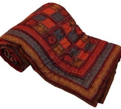 Bigonlineshop Checkered Single Quilts & Comforters Multicolor