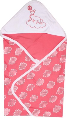 Beebop Plain Single Quilts & Comforters Pink