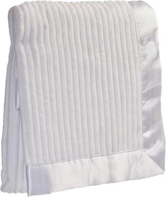 MeeMee Plain Single Blanket White