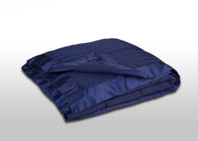 Stoa Paris Striped Single Quilts & Comforters Blue