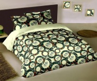 Raymond Abstract Double Quilts & Comforters Yellow(Quilts)