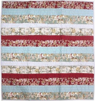R home Floral Single Quilts & Comforters Multicolor