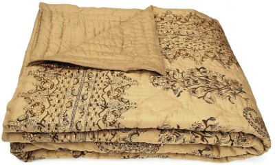 Silkworm Floral Double Quilts & Comforters Multicolor