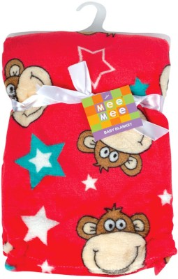 MeeMee Animal Single Quilts & Comforters Red