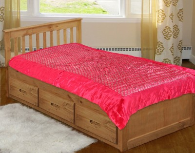 Ayushi Craft & Fashions Abstract Single Quilts & Comforters Red, White