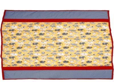 CocoBee Animal Crib Quilts & Comforters Multicolor