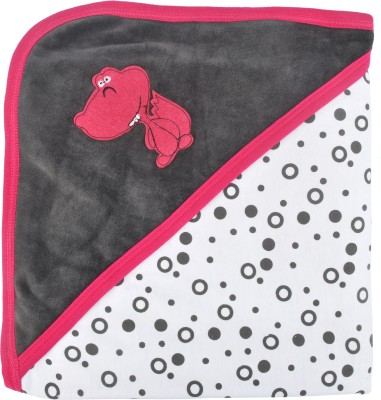 Kandy Floss Polka Single Blanket Black