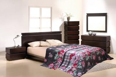 Wrap Floral Double Quilts & Comforters Multicolor