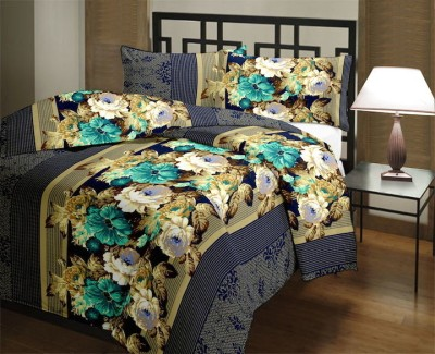 PrintStar Floral Single Dohar Multicolor