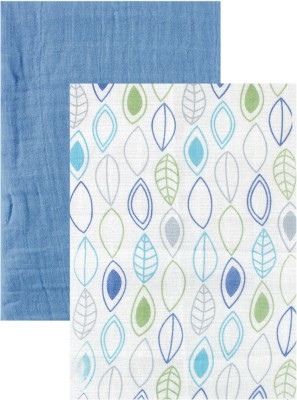 Hudson Baby Floral Single Dohar Blue