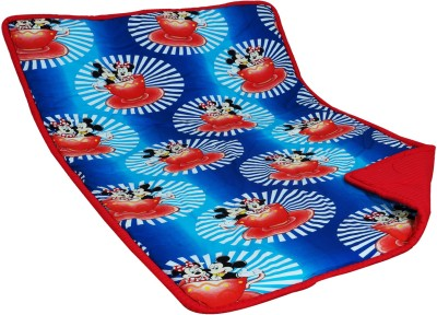 Aurraa Printed Single Quilts & Comforters Blue