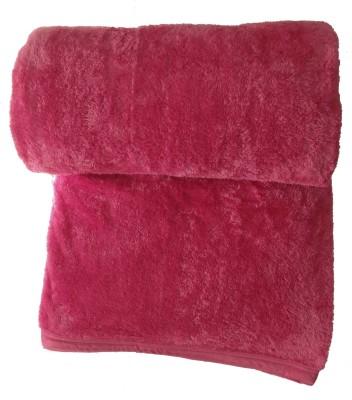 Kotcosy Checkered Single Blanket Pink