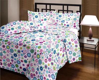 svt Geometric Single Dohar Multicolor