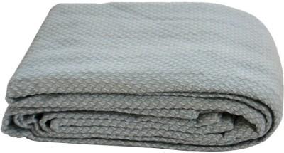 Loomkart Abstract Double Blanket Grey