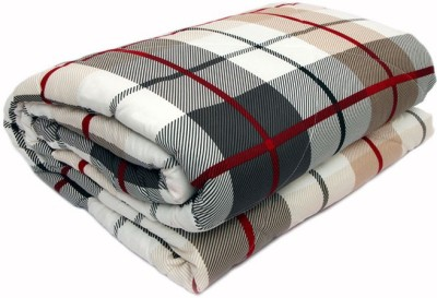 Esoft Checkered Single Quilts & Comforters Multicolor