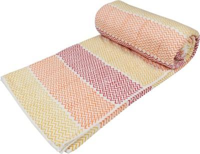 Arra Geometric Single Quilts & Comforters Multicolor