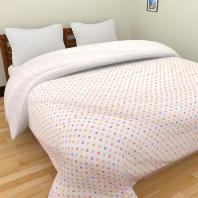 Spangle Printed Double Dohar Multicolour