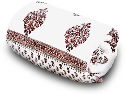 Home India Floral Double Quilts & Comforters Red