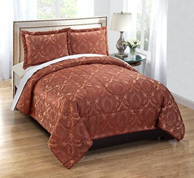 Regal Home Collections Abstract Throw Brick
