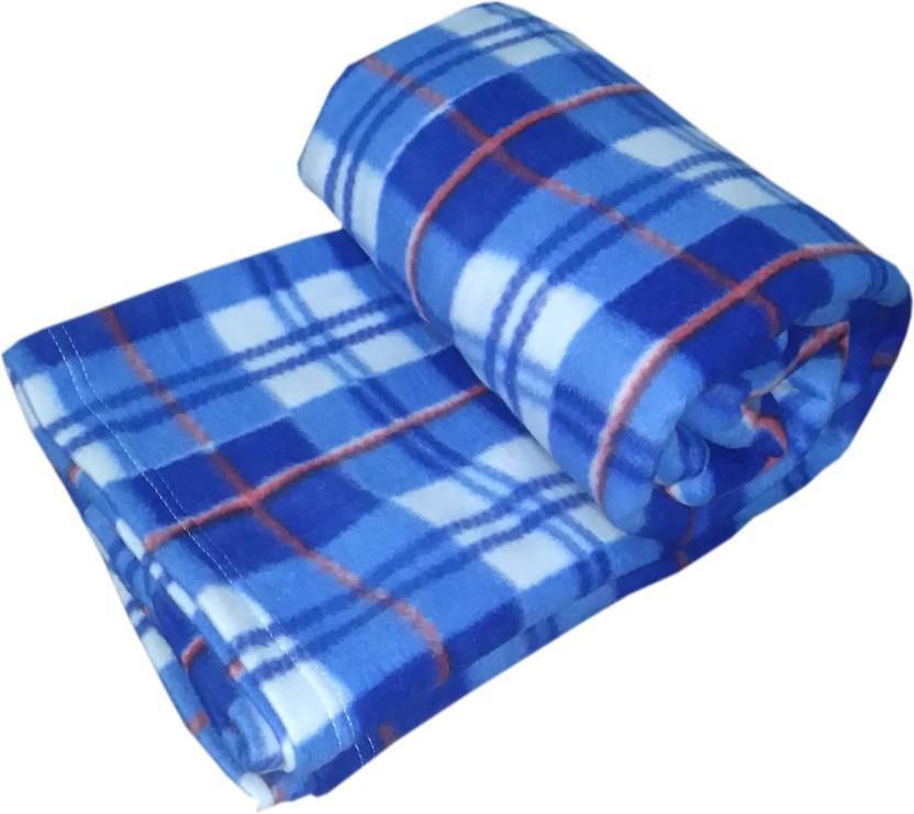 Sobo Printed Double Blanket Multicolor