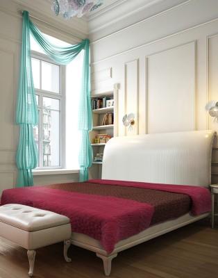 Needlecrest Plain Queen Quilts & Comforters Pink, Brown