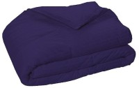 Misr Striped Single Quilts & Comforters Purple(Blanket)