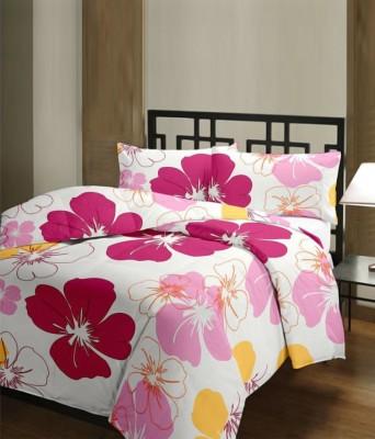Blankets World Floral Single Dohar Multicolor