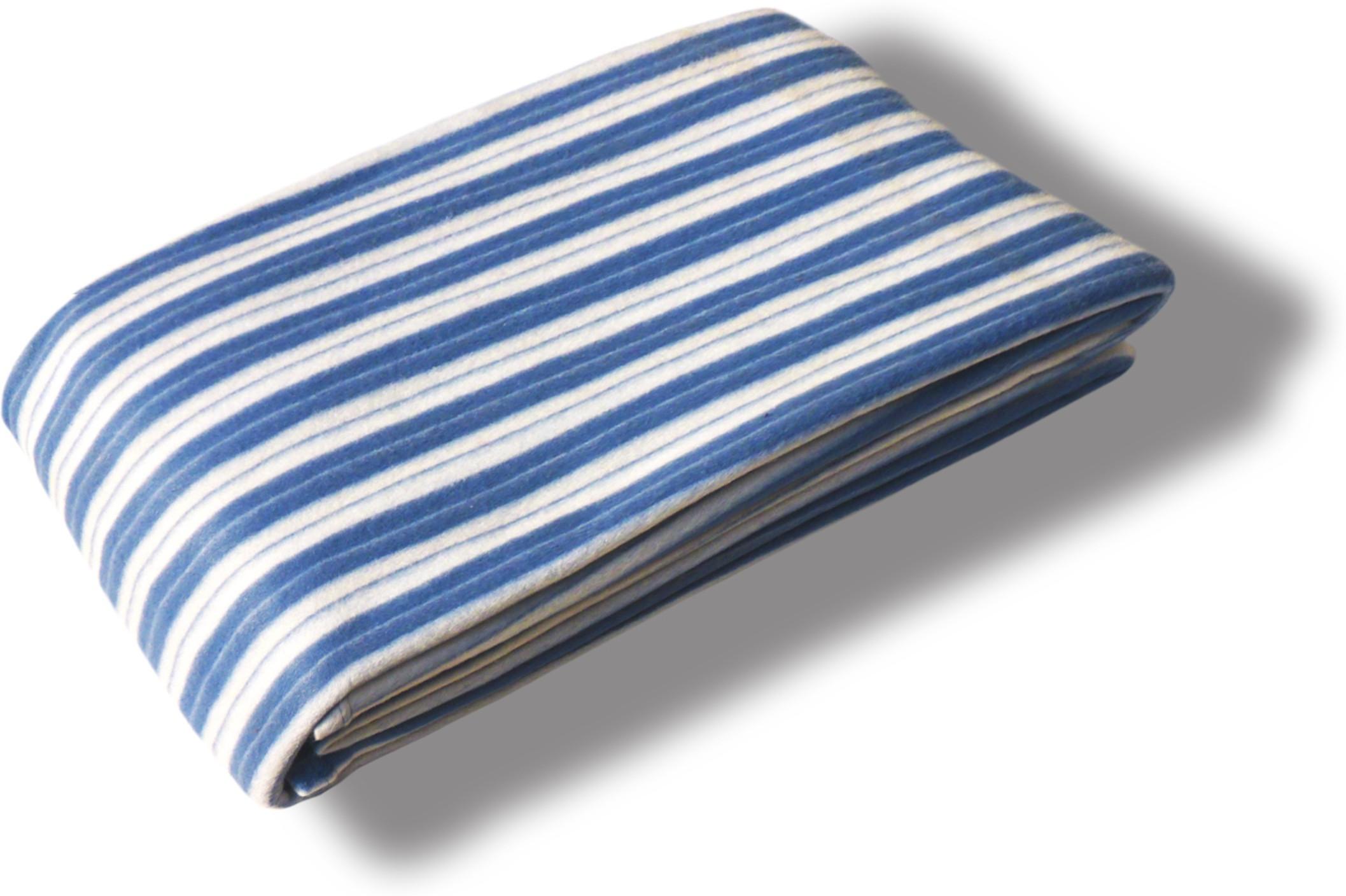Vertex Striped Single Blanket Multicolor